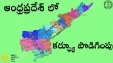 ఆంధ్రప్రదేశ్ లో కర్ఫ్యూ పొడిగింపు